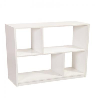 Bondi Bookcase - Small - White