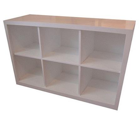 Bondi Bookcase 2x3