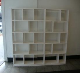 Bondi Wall Unit White