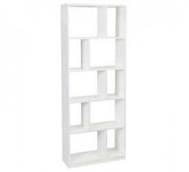 Bondi Bookcase Painted White