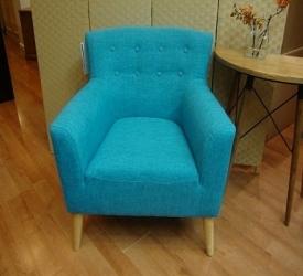 Darcy Armchair - Teal